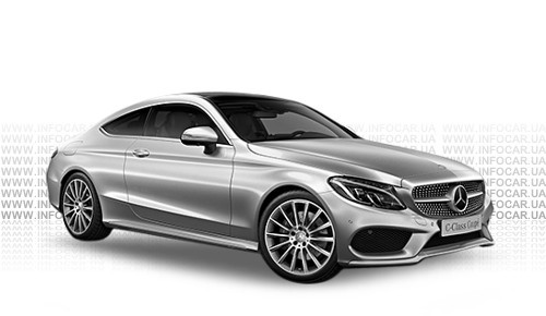 ����� C-Class Coupe (�205)
