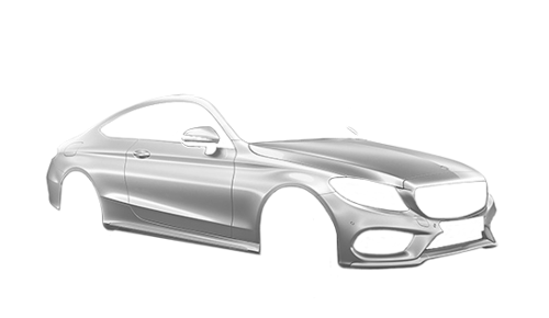 ����� ������ C-Class Coupe (�205)