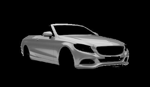 Цвета кузова C-Class Cabrio (A205)