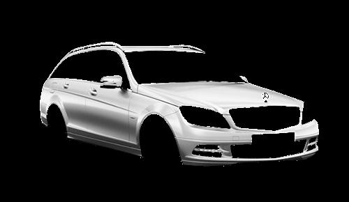 Цвета кузова C-Class (S204)